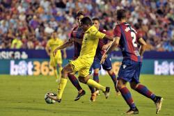 El colombiano jugó 79 minutos y creó algunas opciones de gol, pero no logró anotar.
