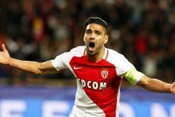 Vea el gol de Falcao en la Liga de Campeones ante el Besiktas