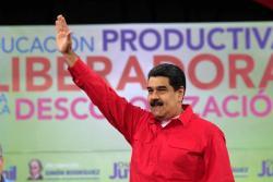 """Maduro afirma que está """"a la orden"""" para ser reelegido presidente de Venezuela"""