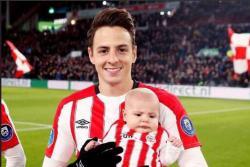 Santiago Arias marcó en el empate del PSV ante el Heerenveen