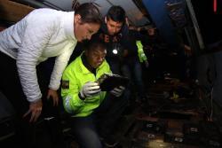 No abrirán investigación en Bucaramanga por bus accidentado en Ecuador con droga