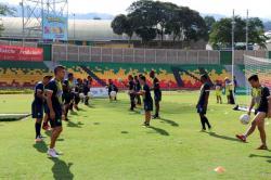 Jugadores del Atlético Bucaramanga confían en revertir la crisis