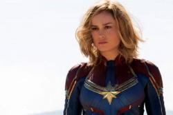 Con el tráiler de 'Capitana Marvel'  nos revelan a una poderosa heroína