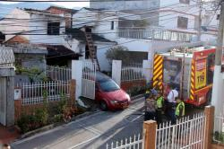 La cadena de eventos que desató el incendio en el que murieron cinco personas en Floridablanca