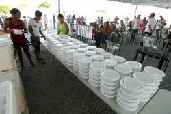 ONU necesita fondos para seguir alimentando venezolanos que llegan a Colombia