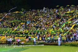 90 minutos con la Fortaleza Leoparda Sur, el alma del Atlético Bucaramanga