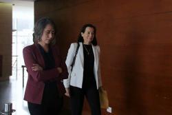 """""""El secuestro interrumpió mi proyecto de vida"""", Clara Rojas ante la JEP"""