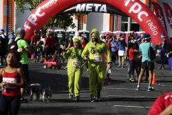 Santas Race, la carrera que convirtió a Panamá en un cuento de Navidad