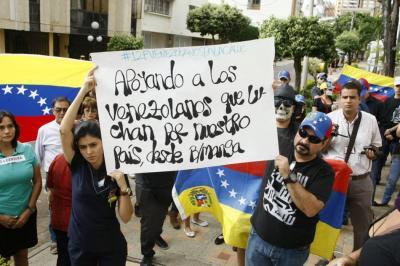 Un problema que ya no es solo de Venezuela