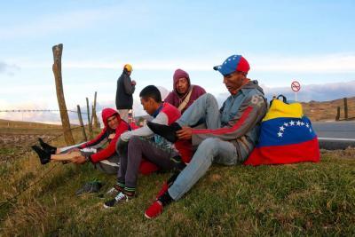 Urgen soluciones a la migración desde Venezuela