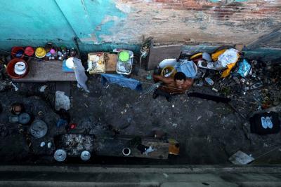 La medición de la pobreza