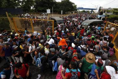Las migraciones, el gran drama del siglo XXI