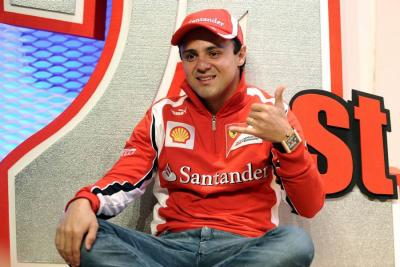 Massa quiere un podio para evitar dudoso honor