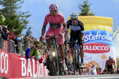 Armada colombiana asalta la Vuelta a España