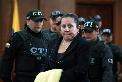 Hurtado y Moreno, condenados por chuzadas del DAS