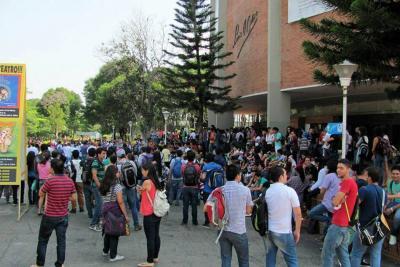 Estudiantes de dos programas en la UIS se habrían declarado en asamblea permanente