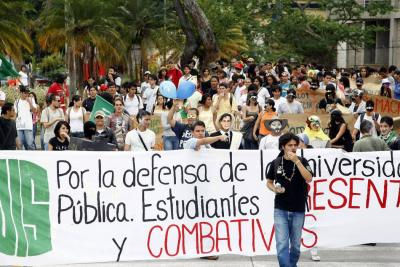 Comunidad UIS marchará este jueves en Bucaramanga