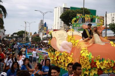 Reforzarán la seguridad  durante la Feria de Bucaramanga