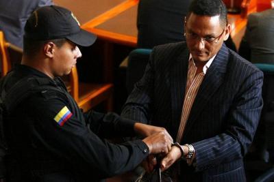 Alias 'Juancho Dique', cuarto exjefe paramilitar en libertad este año