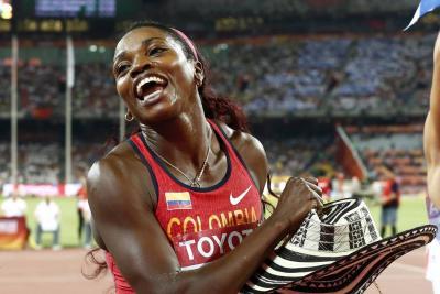 Para Ibargüen es duro no competir en su especialidad en los Juegos Nacionales