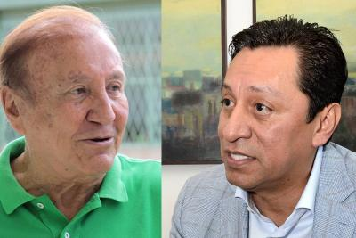 Reinado de Belleza enfrenta a los alcaldes Hernández y Bohórquez