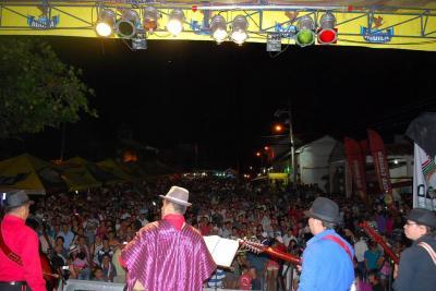 Variada programación en el  Festival Artístico de Pinchote