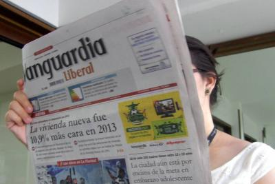 Vanguardia Liberal es el medio de comunicación que más consultan los santandereanos
