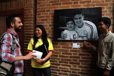 'Goles del Alma 2016' el calendario de las estrellas del fútbol colombiano