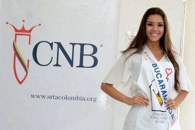 Señorita Bucaramanga es la dueña de la Zapatilla Real