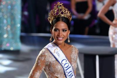 Chocó es la nueva Señorita Colombia