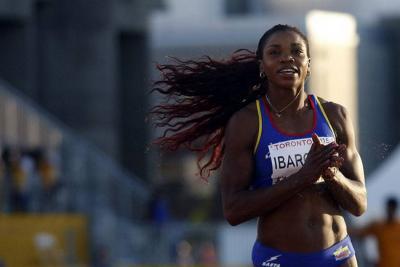 Ibargüen no quedó entre las finalistas a atleta del año