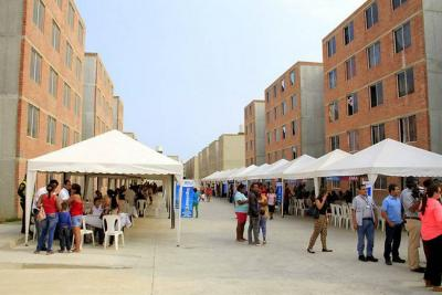 Acaba el programa 'cien mil casas gratis': 2.825 se construyeron en Santander