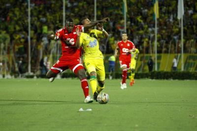 Bucaramanga venció 1-0 al América y sigue soñando con el ascenso