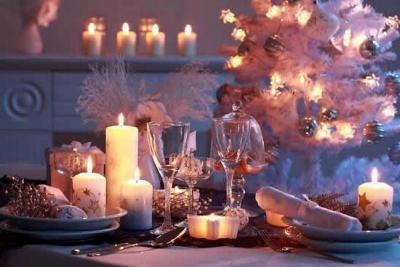 Los metales serán protagonistas en navidad y año nuevo
