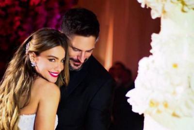Sofía Vergara ofrece detalles de su boda con Joe Manganiello