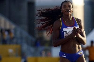 """""""El oro olímpico es mi gran sueño, pero no me quita el sueño"""": Caterine Ibargüen"""