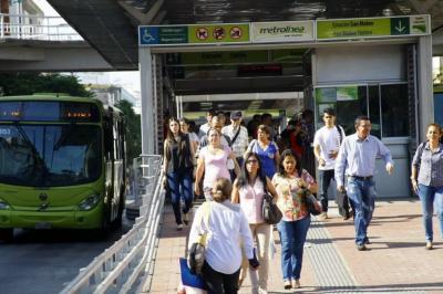 Conozca cómo funcionará Metrolínea este primero de enero