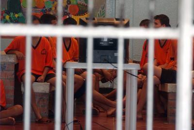 1.217 jóvenes fueron retenidos por cometer delitos en el 2015 en Bucaramanga