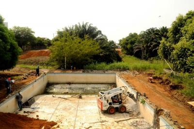 Modifican los diseños del Parque del Agua de Barrancabermeja