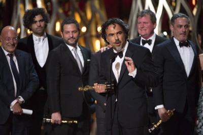 'El renacido' y González Iñárritu dominan las nominaciones a los Óscar