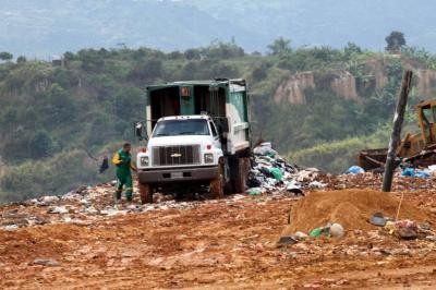 Proponen nuevo predio en Lebrija para llevar basuras de Bucaramanga