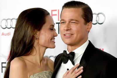 Rumores de divorcio entre Angelina Jolie y Brad Pitt