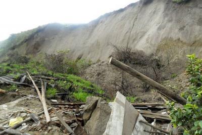 Alud en Nariño dejaría seis muertos y cinco desaparecidos