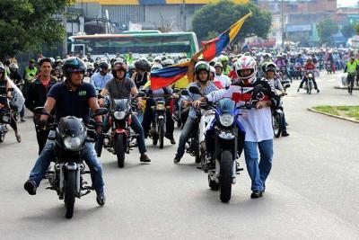 Cerca de 28 mil motociclistas murieron en los últimos 14 años