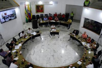 No revivió la terna en elección de Contralor de Bucaramanga