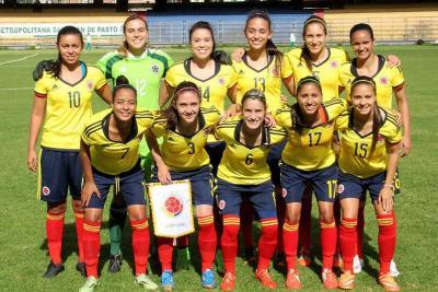 La Selección Colombia Femenina se reunirá pensando en Río 2016