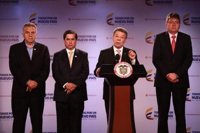 """""""No caigamos en el pesimismo, en Colombia no estamos en crisis económica"""""""