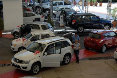 Este año, en Santander se han matriculado 1.800 vehículos nuevos