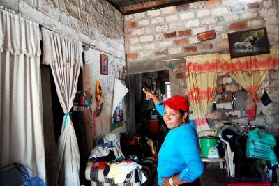 Grietas del sismo continúan abiertas en Barrancabermeja