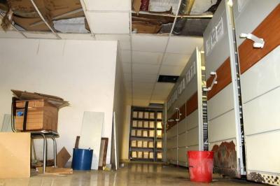 Archivo Central de la Alcaldía de Bucaramanga está deteriorado